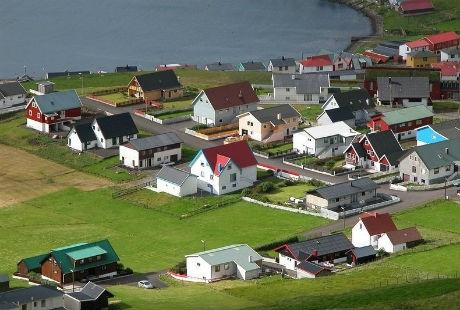 Ngành công nghiệp chính của quần đảo Faroe